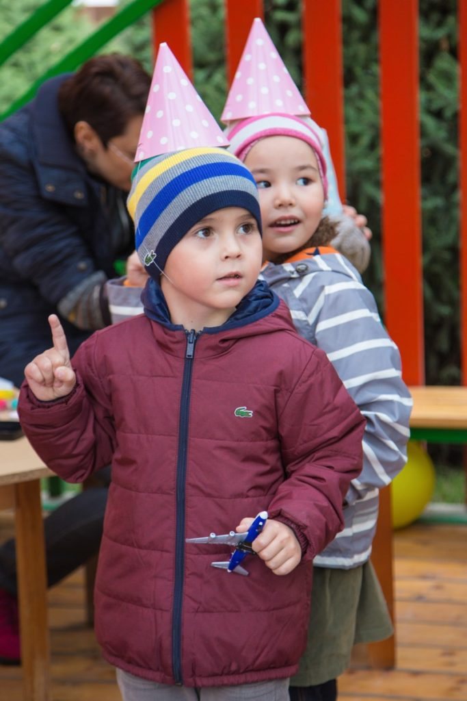 Фотосъемка детских праздников в Алматы