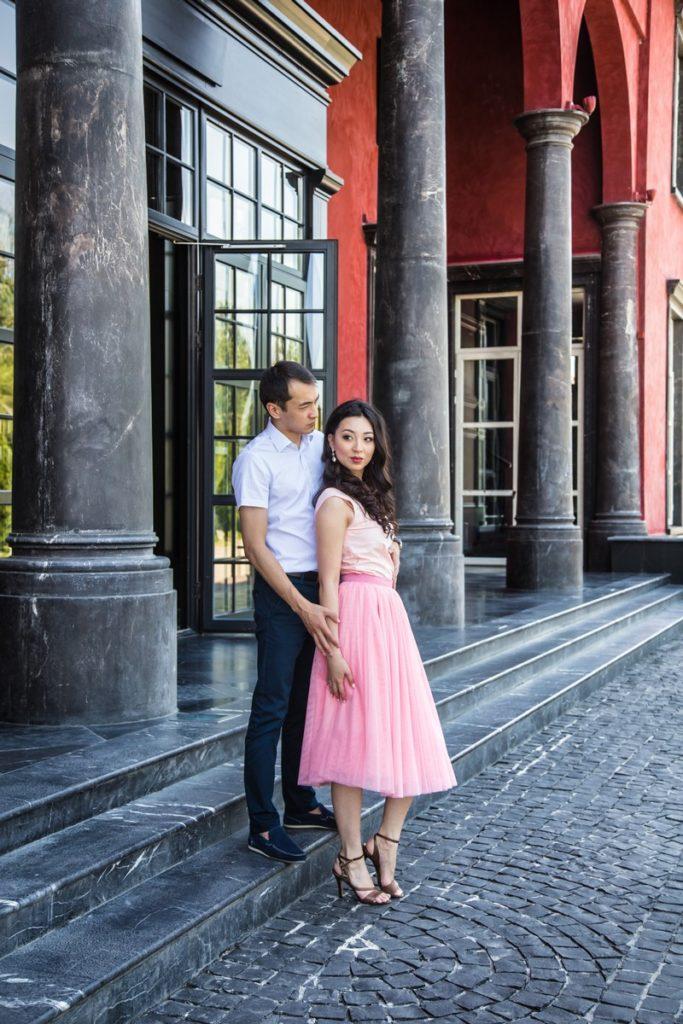Свадебное Love Story в Алматы