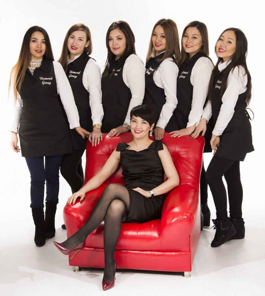 Рекламная съемка в Алматы