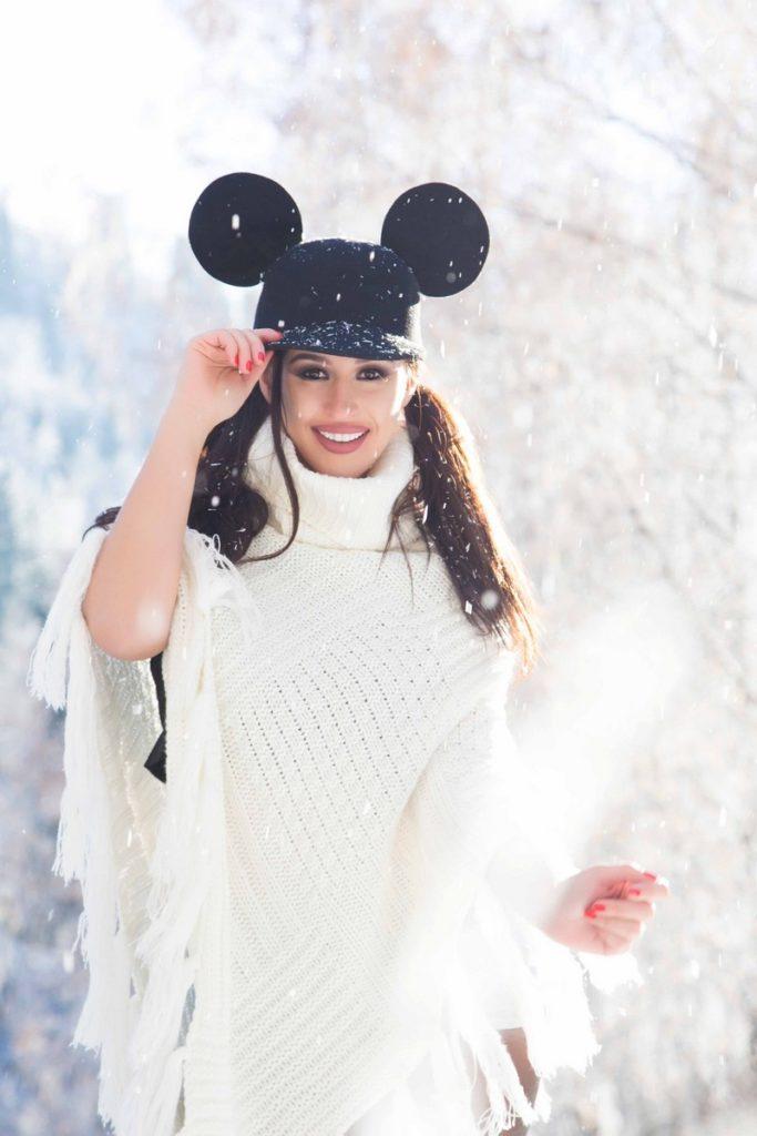 Зимние фотосессии в Алматы